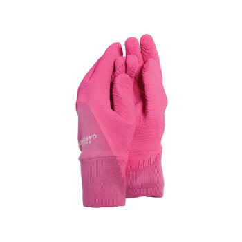 Town & Country Master Gardener Ladies' Pink Gloves (Small) - T/CTGL271S