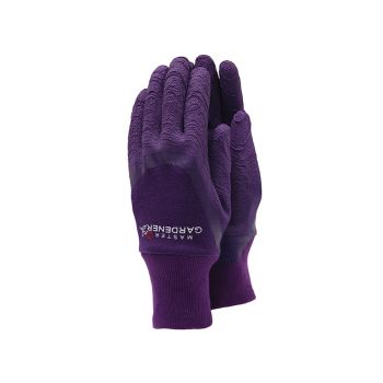 Town & Country Master Gardener Ladies' Aubergine Gloves (Small) - T/CTGL272S