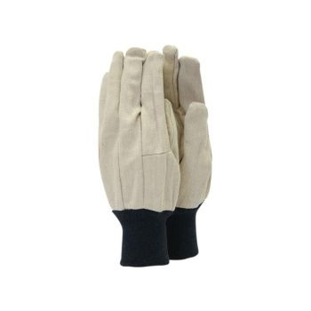 Town & Country Men's Canvas Gloves - T/CTGL401