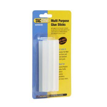 Tacwise Clear Hot Melt Glue Sticks (6 Pack) - 0469