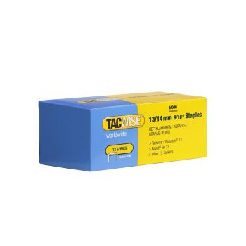 Tacwise Type 13 - 14mm Staples (5,000 Pack) - 0236