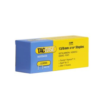 Tacwise Type 13 - 8mm Staples (5,000 Pack) - 0234
