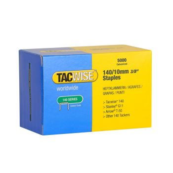 Tacwise Type 140 - 10mm Staples (5