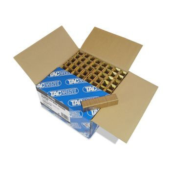 Tacwise Type 17 - 19mm Wide Crown Staples (10
