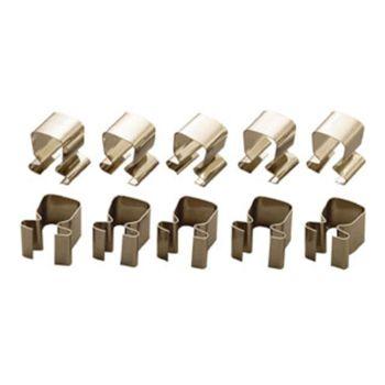 Teng 3/8in Socket Clips Pack of 10 - TENALU38