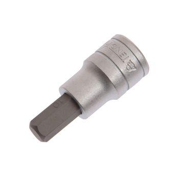 Teng Hexagon S2 Socket Bit 1/2in Drive 17mm - TENM121517C