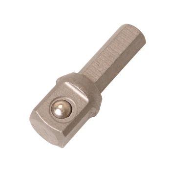 Teng Socket Adaptor 3/8in Hex - TENM380037