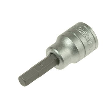 Teng S2 Hex Socket Bit 3/8in Drive 8mm - TENM381508