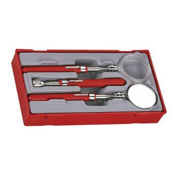 Teng 3 Piece Inspection Tool Set - TENTTTM03
