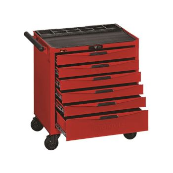 Teng 8 Series 6 Drawer Roller Cabinet - TENW806N