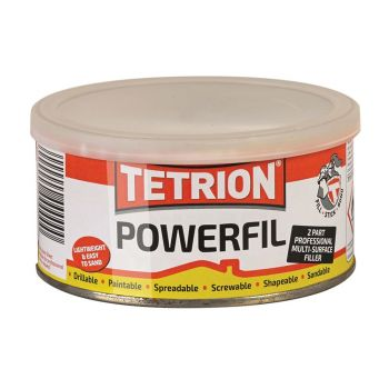 Tetrion Fillers Powerfil 2K Two Part Filler 250ml - TETTKK250