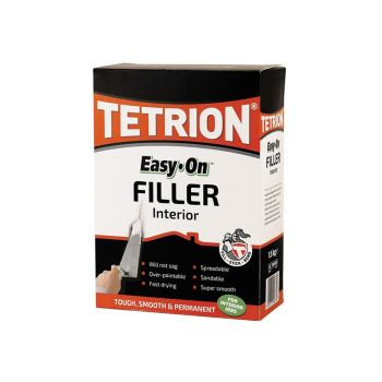 Tetrion Fillers Interior Easy On Filler 1.5kg - TETTMF015