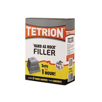 Tetrion Fillers 'Hard As Rock' Filler 2kg - TETTSF200