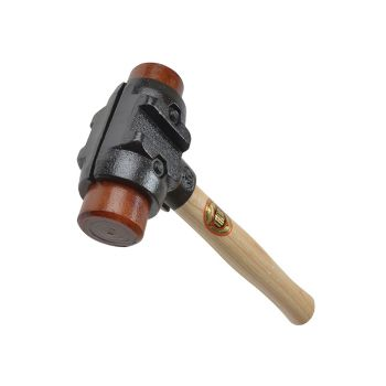 Thor Split Head Hammer Hide Size 3 (44mm) 1450g - THORH175