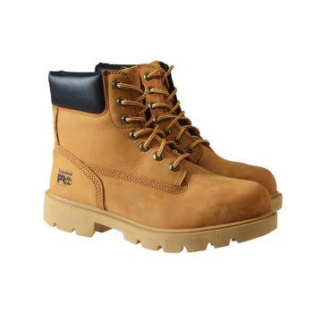 Timberland Pro SawHorse Safety Boots Wheat UK 6 Euro 39/40 - TIMSAWH6