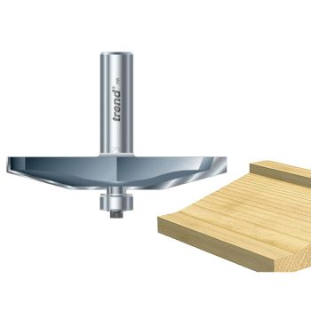 Trend 18/80 x 1/2 TCT Bearing Guided Bevel Panelling 15° - TRE188012TC