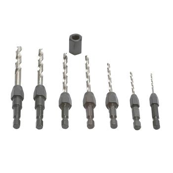 Trend 1mm-7mm Drill Set 7 Piece - TRESNAPDSET2