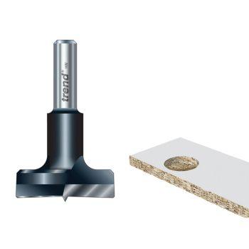 Trend T420/35 x 8mm TCT Hinge Sinking 35mm Diameter - TRET420358TC