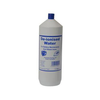 TUW De-ionised Water 1 Litre - TUW1