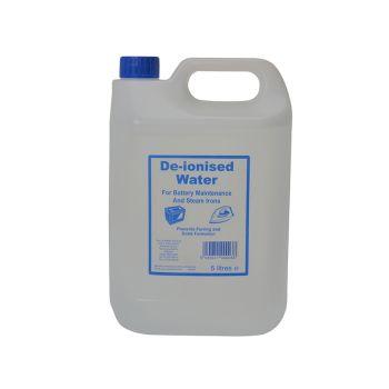 TUW De-ionised Water 5 Litres - TUW5