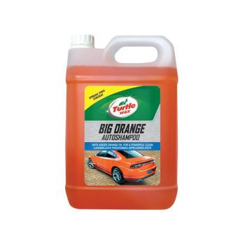 Turtle Wax Big Orange Autoshampoo 5L - TWX52817