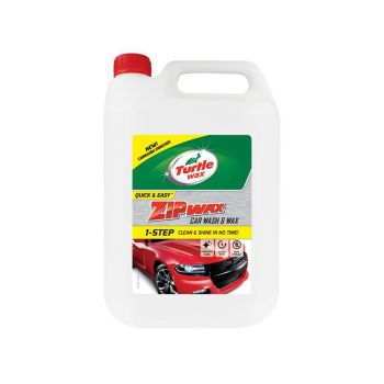 Turtle Wax Zip Wax Car Wash & Wax 5L - TWX52824