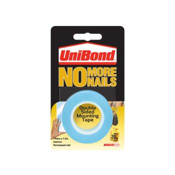 Unibond No More Nails Roll Original 19mm x 1.5m - UNI781742
