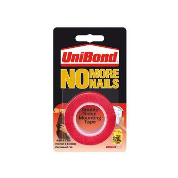Unibond No More Nails Roll Interior / Exterior 19mm x 1.5m - UNI781746