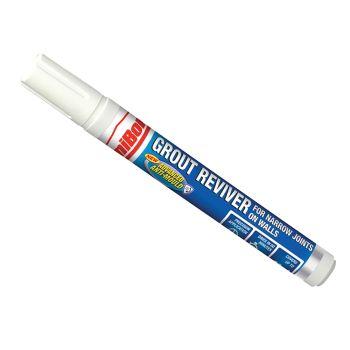 Unibond Triple Proctect Grout Reviver Wall Pen 7ml Ice White - UNI998703