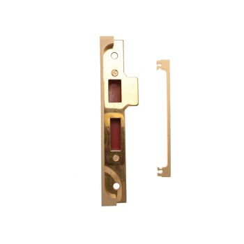 UNION J2989 Rebate Set - To Suit 2201 Polished Brass 13mm Box - UNNJ2989PL05