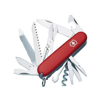 Victorinox Ranger Swiss Army Knife Red Blister Pack - VICRANGB