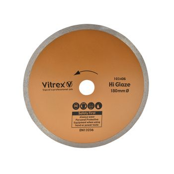 Vitrex Hi-Glaze Blade General 180mm - VIT103406