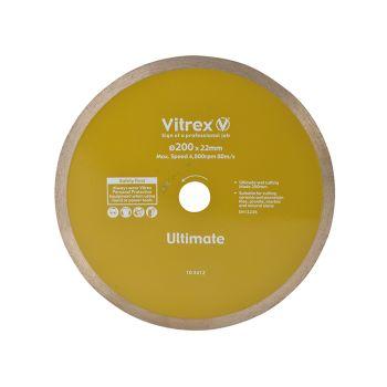 Vitrex Diamond Blade Ultimate 200mm - VIT103412
