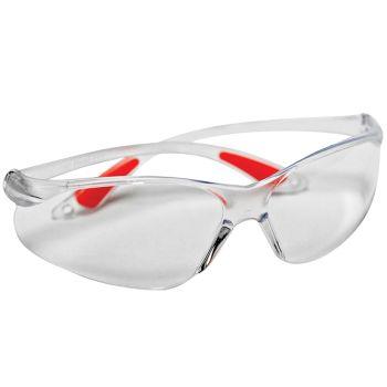 Vitrex Premium Safety Glasses - Clear - VIT332108