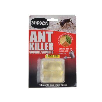 Vitax Nippon Ant Killer Soluble Sachet Blister Pack - VTX5NISS1