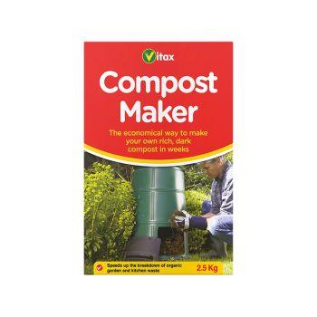 Vitax Compost Maker 2.5kg - VTX6CM250