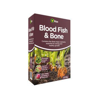 Vitax Blood Fish & Bone 1.25kg - VTX6FB125