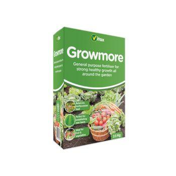 Vitax Growmore Granules 1.25kg - VTX6GR25