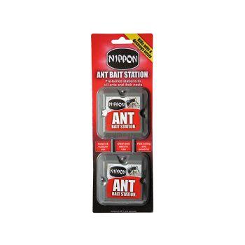 Vitax Nippon Ant Bait Station Twin Pack - VTXABSTP