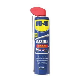 WD-40® Multi-Use with Flexible Straw 400ml - W/D44688