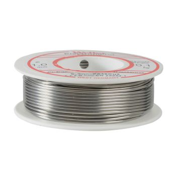 Weller EL60/40-100 Electronic Solder Resin Core 100g - WEL54004599