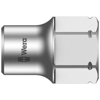 Wera 8790 FA Zyklop Shallow Socket 1/4in Drive 10mm - WER003690