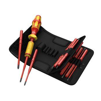 Wera 7441 VDE Adjustable Torque Screwdriver Set of 15 1.2-3Nm - WER059291