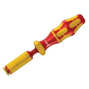 Wera 7444 VDE Adjustable Torque Screwdriver 1.7-3.5Nm - WER074757