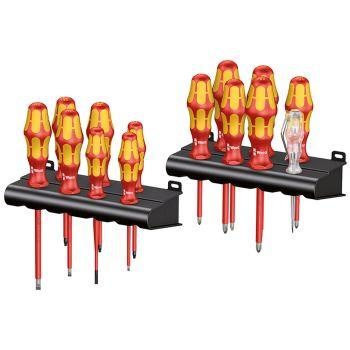 Wera Kraftform Plus Bigpack 100 VDE Screwdriver Set of 14 SL/PH/PZ/TX - WER105631