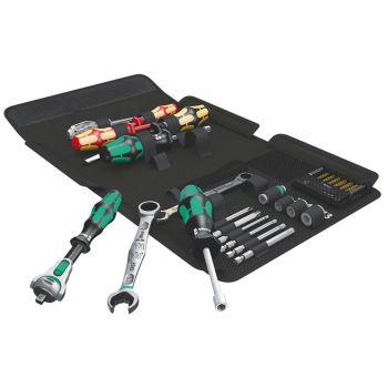 Wera Kraftform Kompakt SH 1 Plumbkit Set, 19 Piece - WER135927