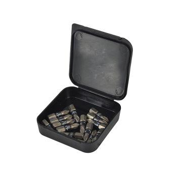 Wera Impaktor Bit-Box PZ2 15 Piece - WER347524