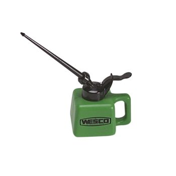 Wesco 350cc Oiler With 6in Nylon Spout 00351 - WES350N