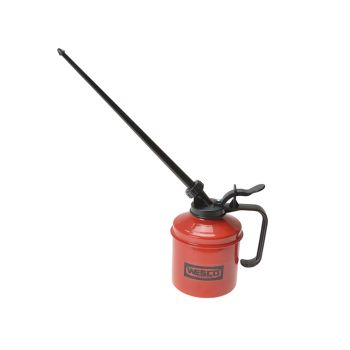 Wesco 500cc Oiler With 9in Nylon Spout 00409 - WES40N