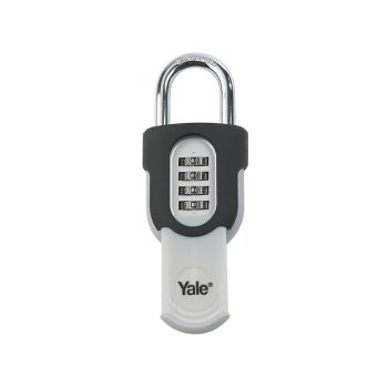 Yale Y879 Combi Padlock with Slide Cover 50mm - YALY87955